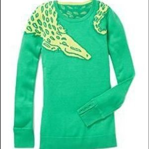 Spearmint Charter Sweater Lilly
